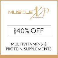 MuscleXPupto 40%
