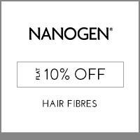 NanogenFlat 10% off