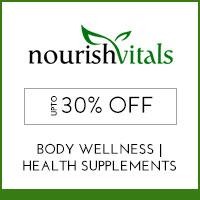 Nourish VitalsUpto 30%