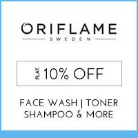 OriflameFlat 10%