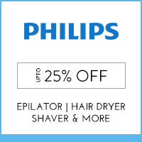 PhilipsUp to 25% off