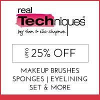 Real TechniquesUpto 25% off