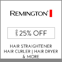 RemingtonUp to 25% off