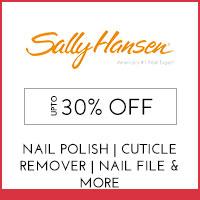 Sally HansenUpto 30% off