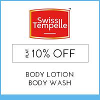 Swiss TempelleFlat 10% off