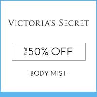 Victorias SecretFlat 50% off ( to be discontinued)