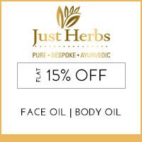 Just HerbsFlat 15%