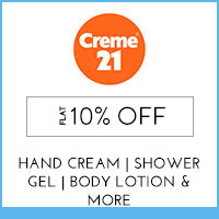 Creme 21 Makeup Skin Bath & Body Haircare Fragrance Mom & Baby Mens Products – Online Shopping Offers