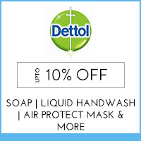 Dettol Makeup Skin Bath & Body Haircare Fragrance Mom & Baby Mens Products – Online Shopping Offers