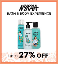 Nykaa Bath & Body Bath & Body Products – Online Shopping Offers