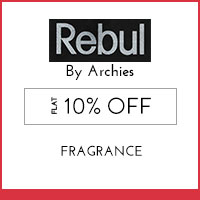 Rebul by Archies Makeup Skin Bath & Body Haircare Fragrance Mom & Baby Mens Products – Online Shopping Offers