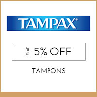 Tampax Makeup Skin Bath & Body Haircare Fragrance Mom & Baby Mens Products – Online Shopping Offers