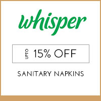 Whisper Makeup Skin Bath & Body Haircare Fragrance Mom & Baby Mens Products – Online Shopping Offers
