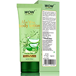 WOW Skin Science Aloe Vera Body Lotion - Ultra Light Hydration