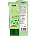 WOW Skin Science Aloe Vera Body Lotion - Ultra Light Hydration