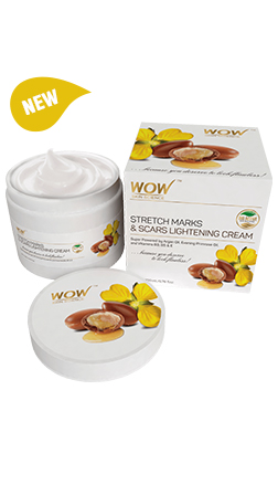 WOW Skin Science Stretch Marks & Scar Lightening Cream