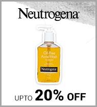 Neutrogena free product