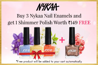 Get Online Offers on Nykaa Nails Products