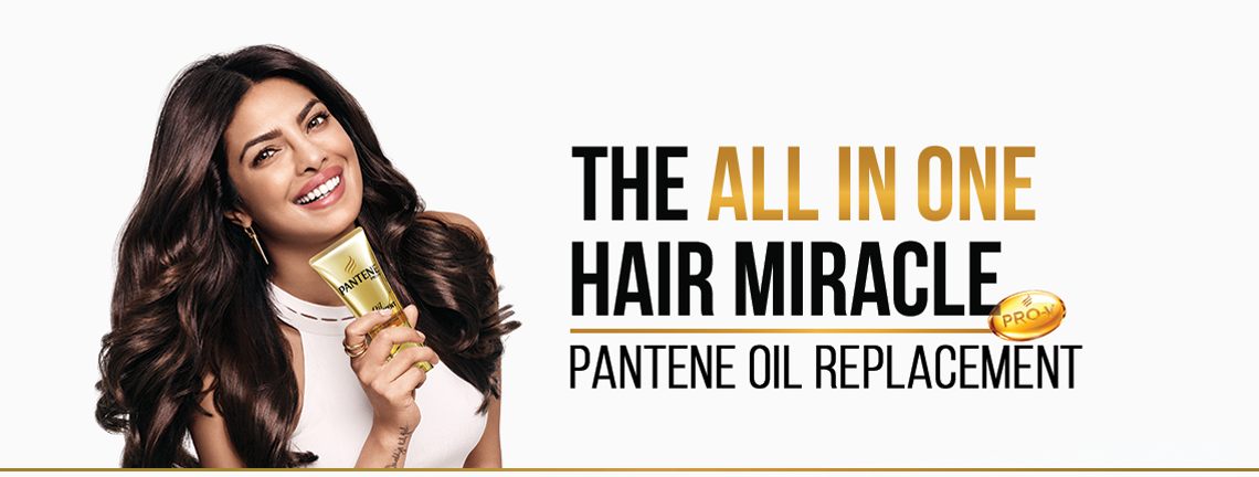 Pantene Pro-V Oil Replacement