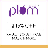 Get Online Offers on Plum Products Flat 15%