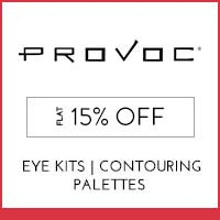 Get Online Offers on Provoc Products Flat 15%