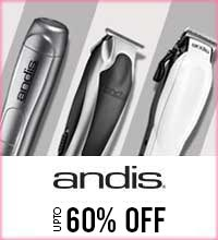 Get Online Offers on Andis Products Upto 60%