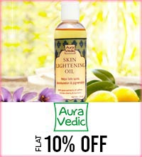 Get Online Offers on Auravedic Products Flat 10%