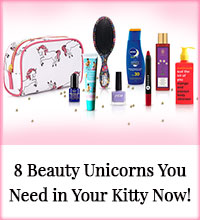 Get Online Offers on 8 Beauty Unicorn You Need