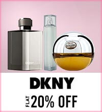 Get Online Offers on DKNY Products Flat 20%