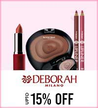Get Online Offers on Deborah Products Upto 15%