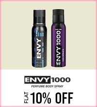 Get Online Offers on Envy 1000 Products flat 10%