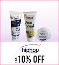 Get Online Offers on Hiphop Products Flat 10%