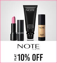 Get Online Offers on Note Products Flat 10%