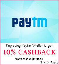 Get Online Offers on Paytm