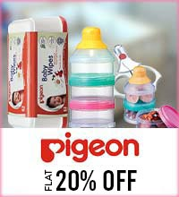 Get Online Offers on Pigeon Products Flat 20%