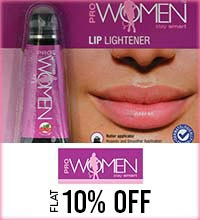 Get Online Offers on Pro Women Products Flat 10%