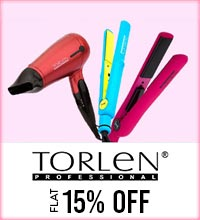 Get Online Offers on Torlen  Products Flat 15%