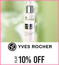 Get Online Offers on Yves Rocher Products Flat 10%