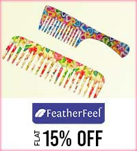 Get Online Offers on Featherfeel Products Flat 15%