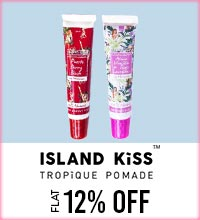 Get Online Offers on Island Kiss Products Flat 12%