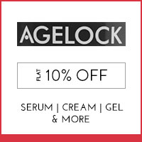 Get Online Offers on Age Lock Products Flat 10%