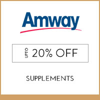Get Online Offers on Amway Products Jan Sale Offer