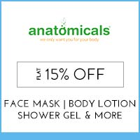 Get Online Offers on Anatomicals Products Upto 20% off
