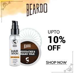Beardo upto 10