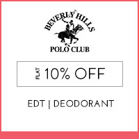 Get Online Offers on Beverly Hills Polo Club Products Flat 10% off