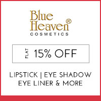 Get Online Offers on Blue Heaven Products Upto 25% off
