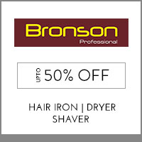 Get Online Offers on Bronson Professional Products Flat 10% off