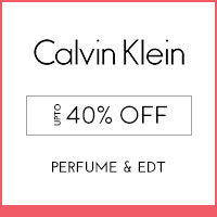Get Online Offers on Calvin Klein Products Upto 40% off