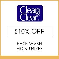 Get Online Offers on Clean And Clear Products Upto 50% off