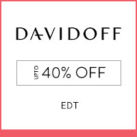 Get Online Offers on Davidoff Products Upto 40%